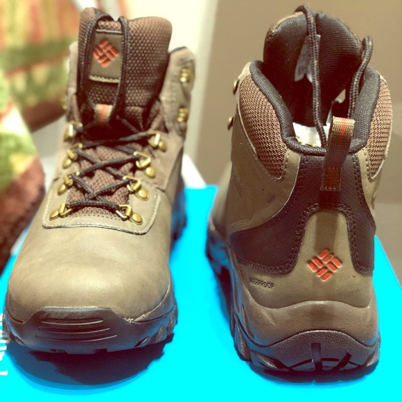 Columbia Plus Ii Men's Newton Ridge 11 Boots OPXnwN80k